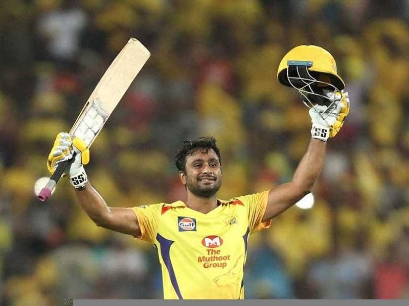 Rayudu will have to step up in the absence of Raina