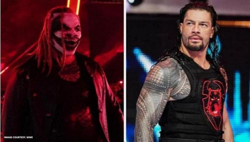 The Fiend and Roman Reigns are two wrecking-machine