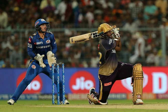 Can Russell repeat his IPL 2019 heroics against MI?