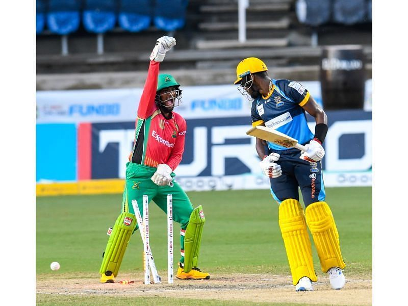 The Tridents have had a poor run in the CPL