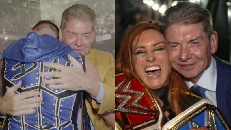 Vince McMahon is a tough man to impress
