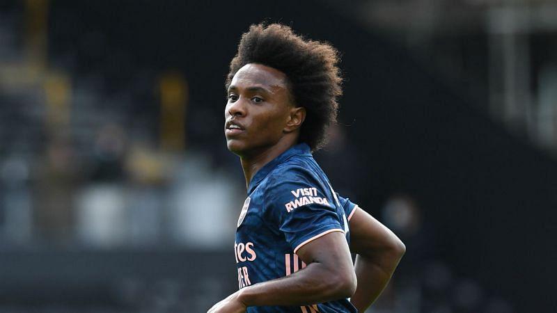 Arsenal forward Willian