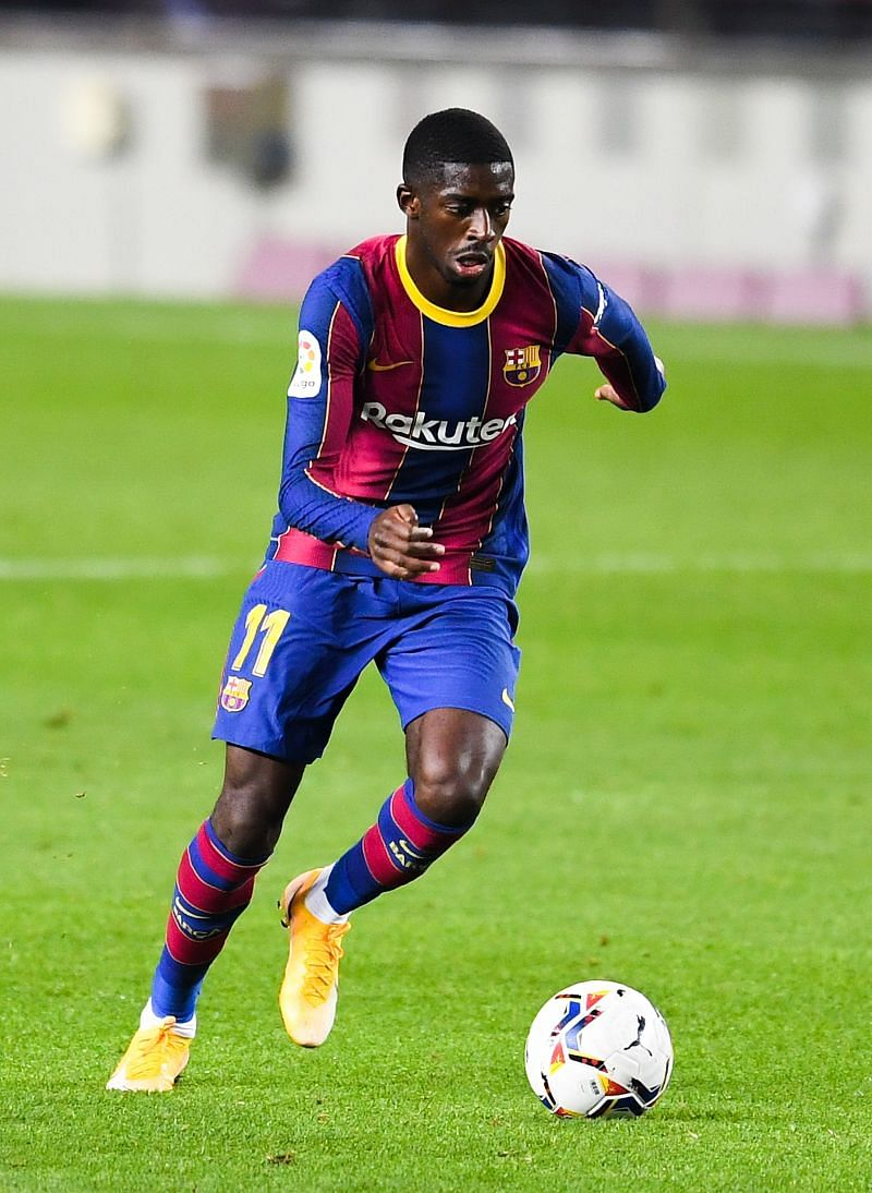 Ousmane Dembele almost seems like a new signing for Ronald Koeman.