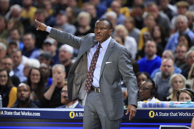 Dwane Casey is currently the oldest black NBA coach in the league