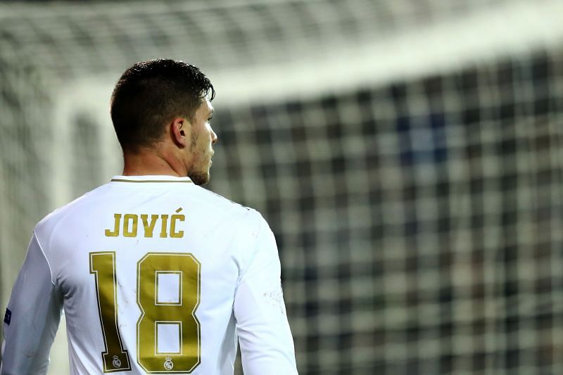 Jovic is desperate for a move away from Madrid amid interest from Italy.