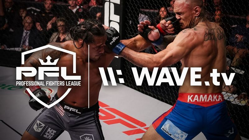 Premium, Quick-hitting PFL Content to be Distributed Across WAVE.tv's Media Brands