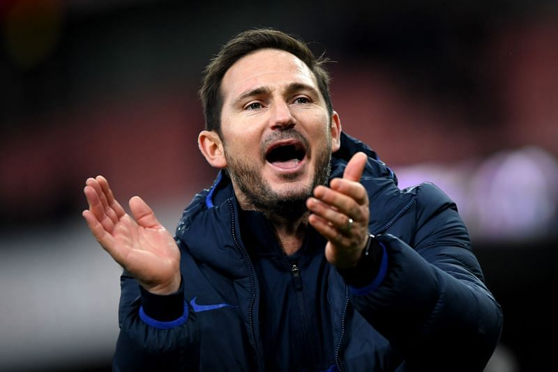 Frank Lampard has splashed the cash this summer