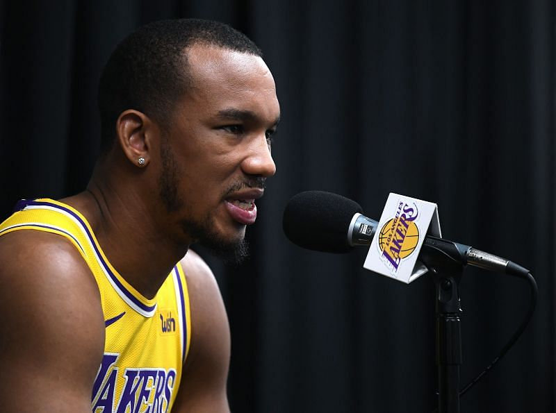Avery Bradley could be a part of a trade involving Kyle Kuzma.