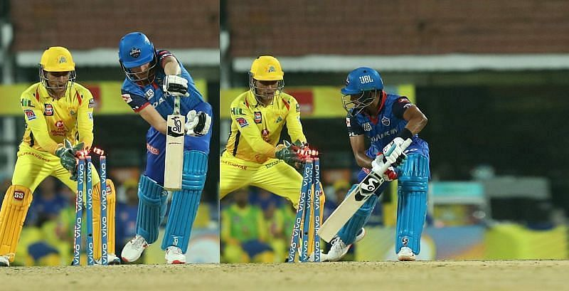 MS Dhoni is not known to practice his wicket-keeping in the nets