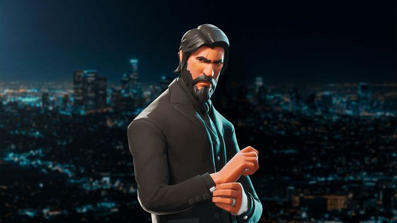 The Reaper skin was a promotional cosmetic item for the players (Image credit: Wallpaper Access)