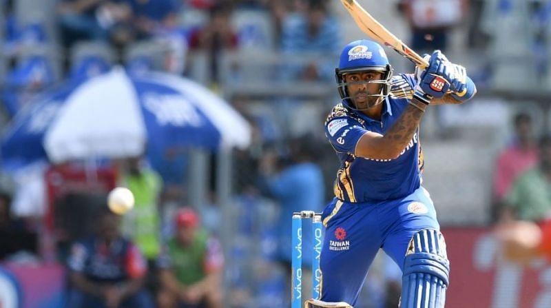 Sunil Gavaskar is of the opinion that a successful IPL 2020 season could bring Suryakumar Yadav in national reckoning