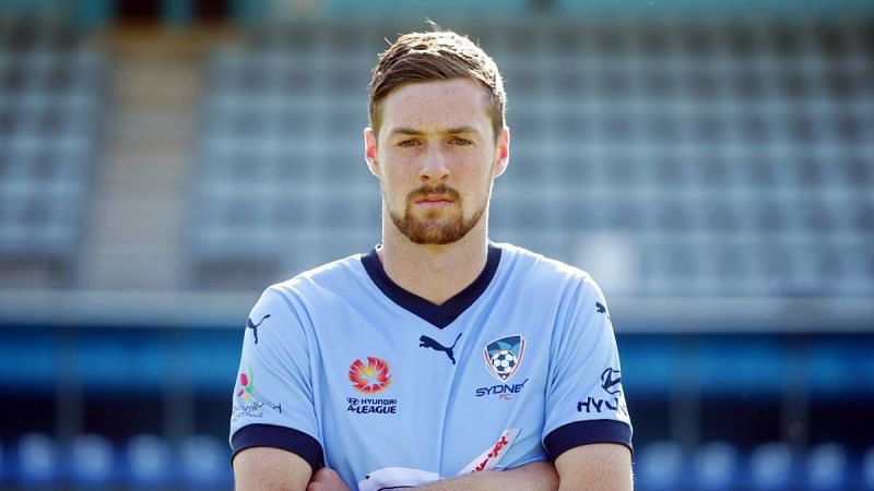Jacob Tratt has had two stints with A-League side Sydney FC.