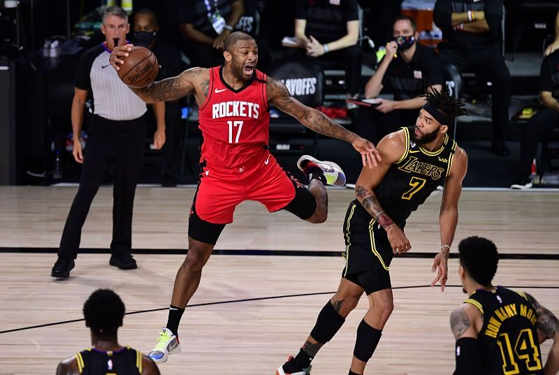 NBA News Update: PJ Tucker has claimed that he would have blocked Anthony Davis