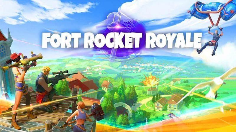 Rocket Royale (Image credits: APKPure.com)