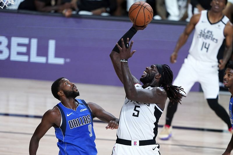 Montrezl Harrell could win NBA Championships with the Golden State Warriors.