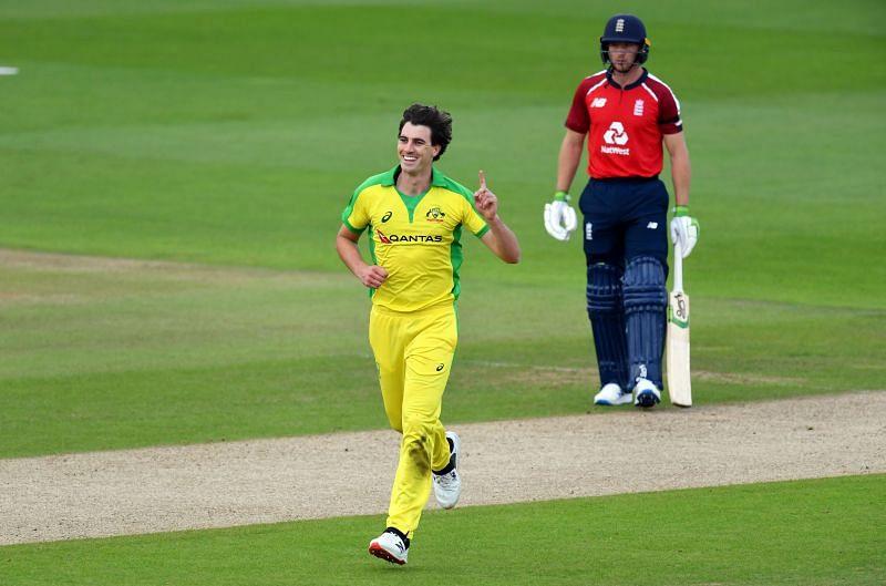 Australia are touring England ahead of IPL 2020