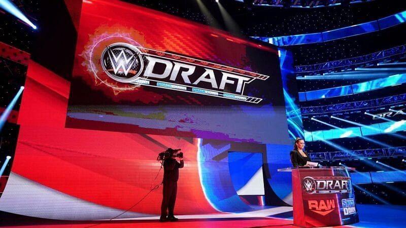WWE Draft returns next week