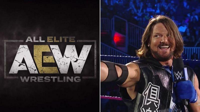 AJ Styles had high praise for AEW star Frankie Kazarian
