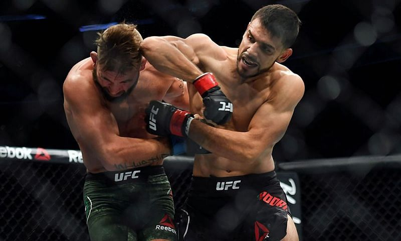 We can expect fireworks when Yair Rodriguez faces off with Zabit Magomedsharipov in October