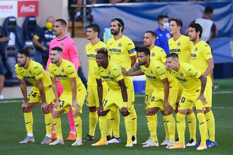 Villarreal CF will face Eibar on Saturday