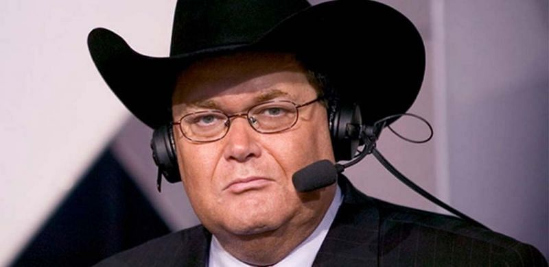 Jim Ross talked about AEW recently