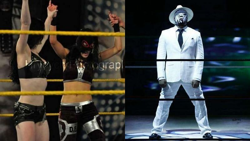 Can you recognize these WWE Superstars? (Photo credits to the user)