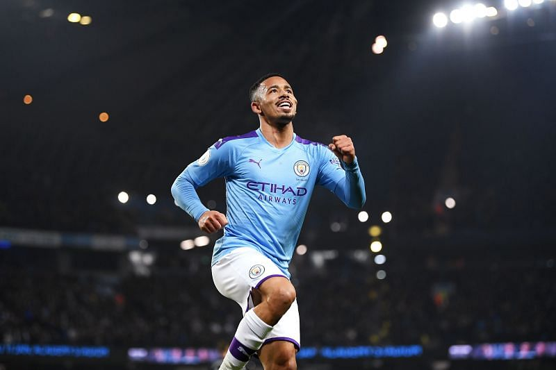 Gabriel Jesus is a key player for club and country