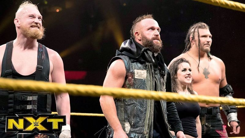Young gained a lot of popularity due to his NXT Tenure