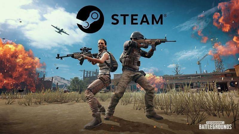 PUBG on Steam
