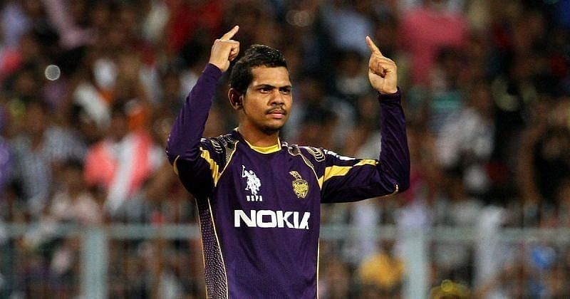 Sunil Narine is the leading wicket-taker for KKR in the UAE