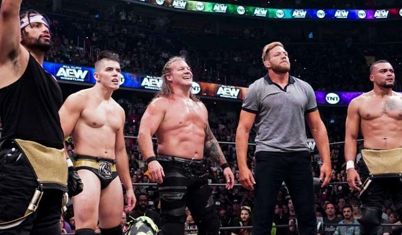 Chris Jericho and The Inner Circle