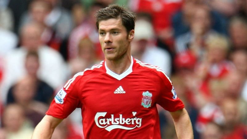 Xabi Alonso is one of several skilful players Liverpool have sold prematurely
