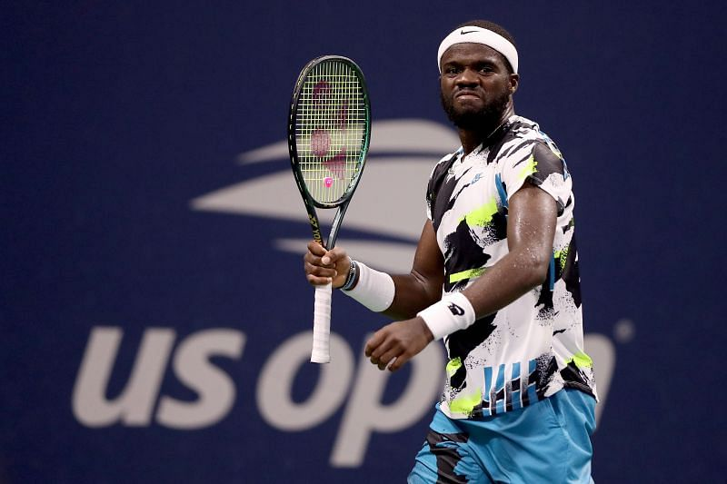 Frances Tiafoe trails Medvedev by 2-0 in the h2h.