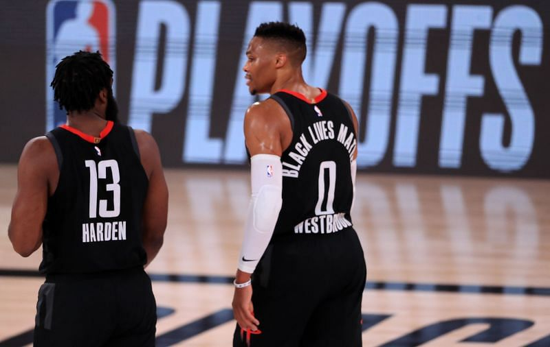 NBA Trade Rumors: Can James Harden and Russell Westbrook co-exist on the same team?