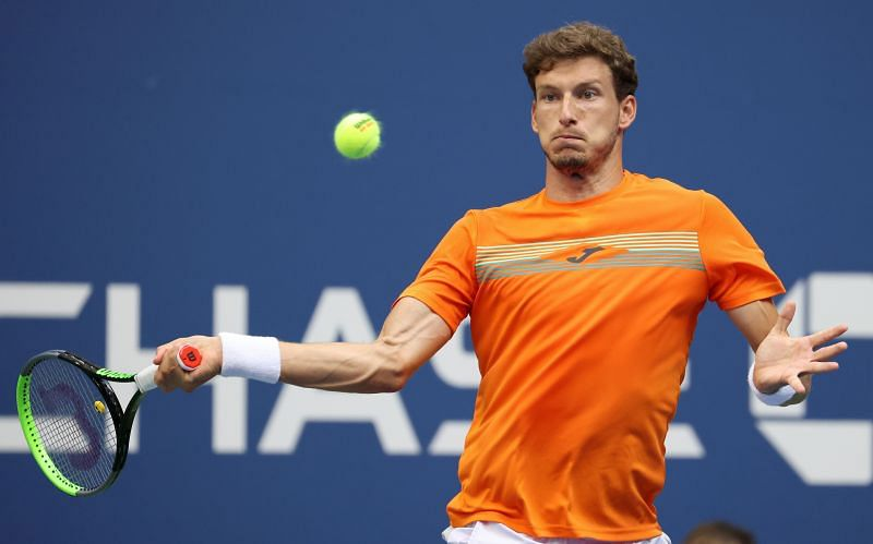 Pablo Carreno Busta had another dream fortnight at the US Open