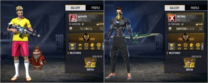 Total Gaming vs Desi Gamers: Who has better stats in Free Fire?