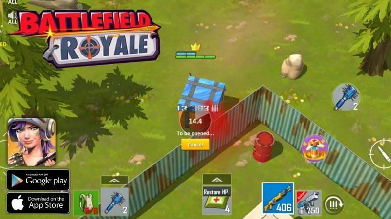 Battlefield Royale – The One. Image: TOMSAK - MOBILE GAMING (YouTube).