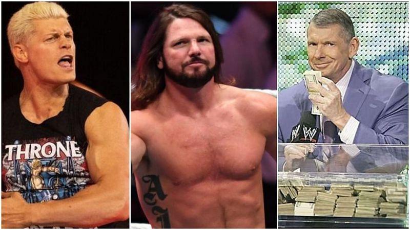 WWE सुपरस्टार्स AEW में जाते-जाते रह गए