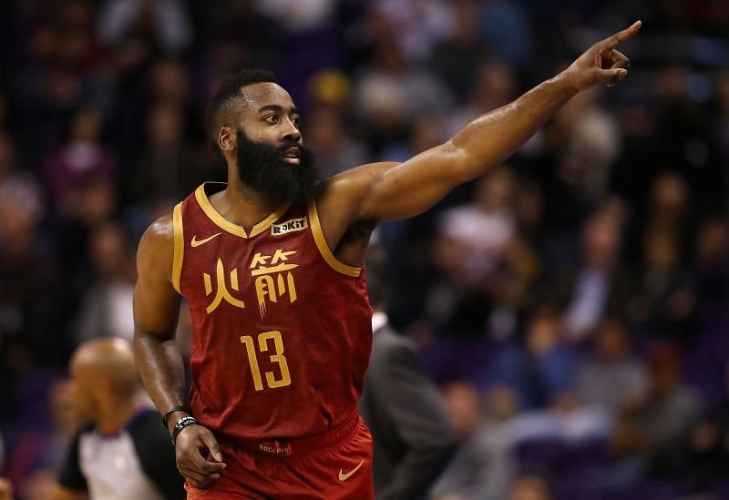 NBA News Update: James Harden has stressed on the need for another star at the Houston Rockets