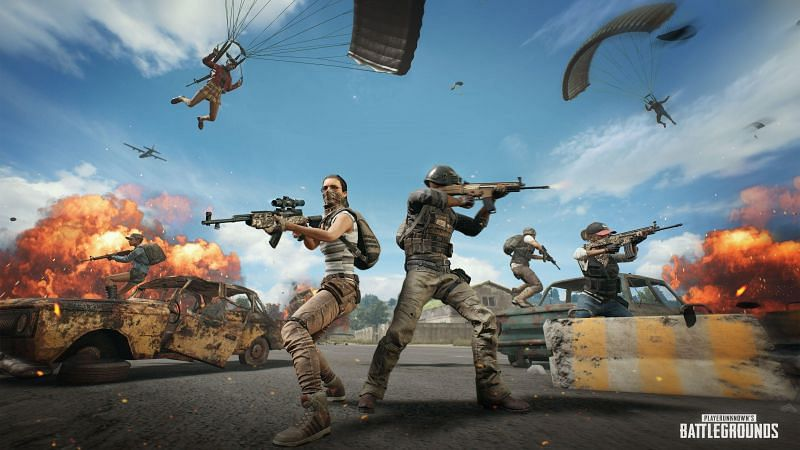 PUBG Mobile Lite 0.19.0 update: Full list of new changes (Image Credits: wallpapercave.com)
