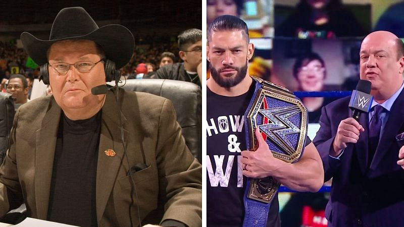 Jim Ross has shared his thoughts on Roman Reigns