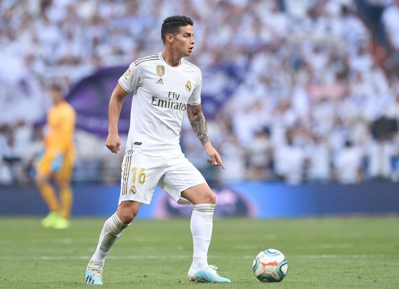 James Rodriguez proved to be another expensive Real Madrid flop due to mismanagement.