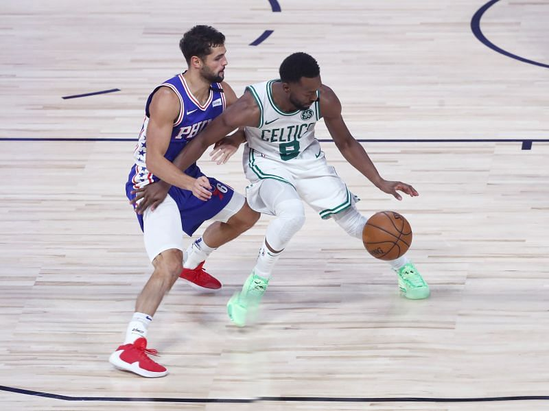 Boston Celtics vs Philadelphia 76ers - Game Four