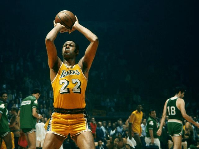 Elgin Baylor was the face of the LA Lakers in the 1960s