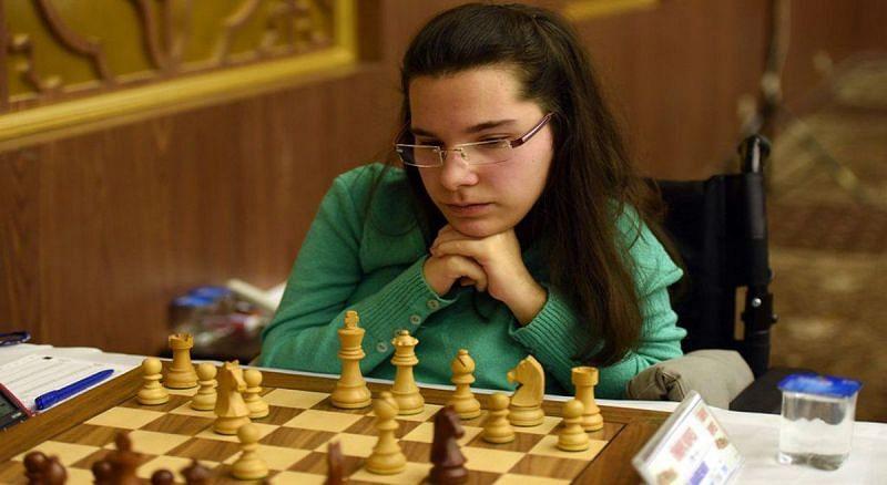 Handenur Şahin: Transforming Lives through Chess (Image Credits- Galatasaray University)