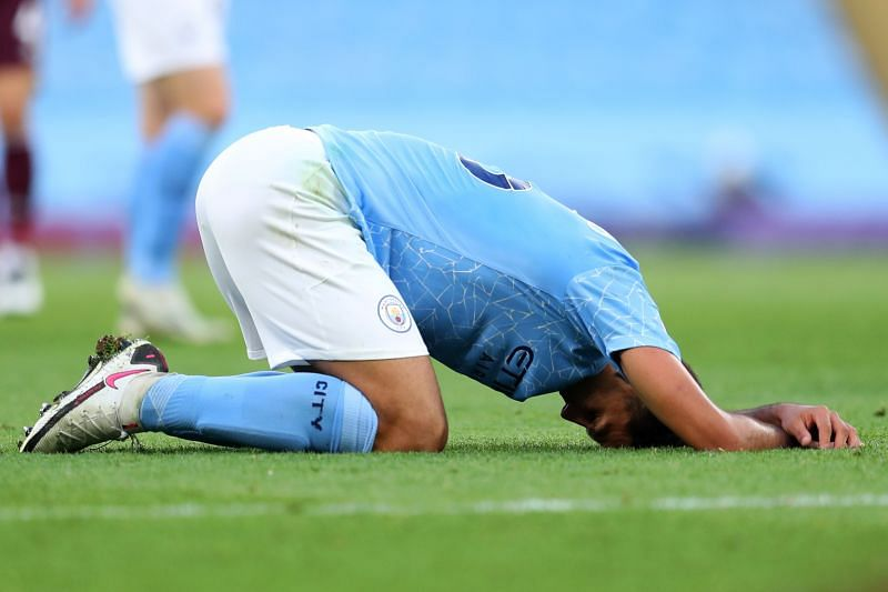 Manchester City star Rodri laments his side