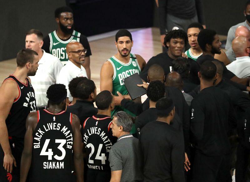Toronto Raptors vs Boston Celtics - Game Six
