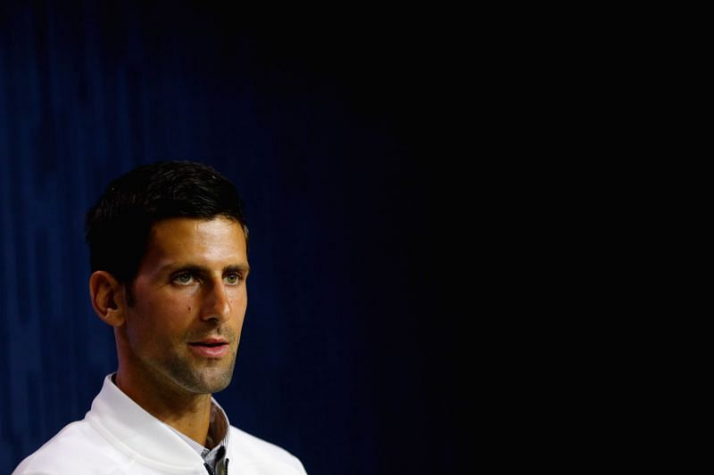 Uso Referee Explains Why Novak Djokovic Was Defaulted Even Though He Didn T Intend To Hit The Lineswoman