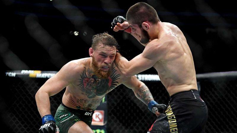 Conor McGregor vs. Khabib Nurmagomedov