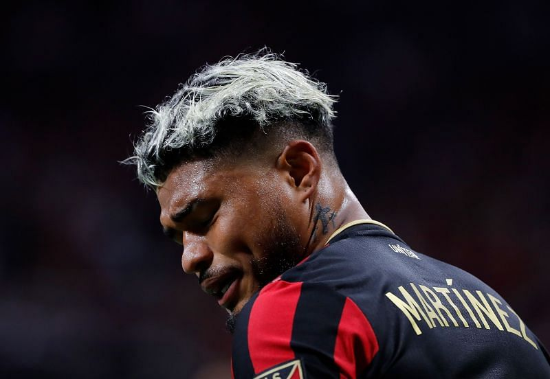 Josef Martinez is ruled out for the season
